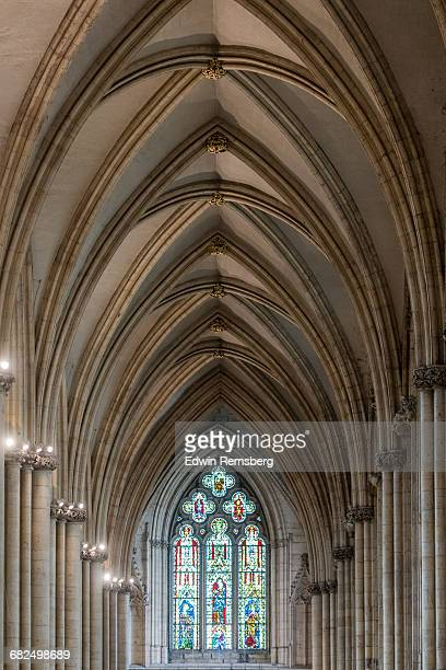 aisle - york minster stock pictures, royalty-free photos & images
