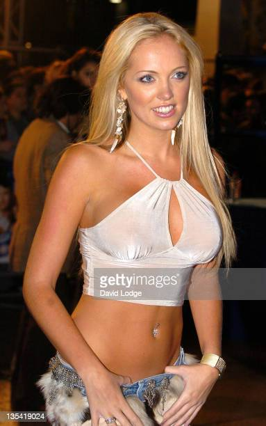 Aisleyne Horgan Wallace during 'Click' London Premiere Arrivals at Empire in London Great Britain