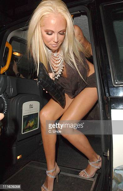 Aisleyne Horgan Wallace during Love Island Party in London Great Britain