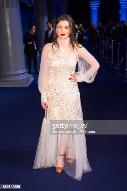 Aisling Bea arrives for The British Independent Film Awards at Old Billingsgate in London