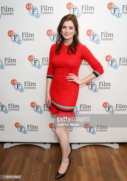 Aisling Bea attends a special screening and QA for new Channel 4 comedy This Way Up at BFI Southbank on July 2 2019 in London England