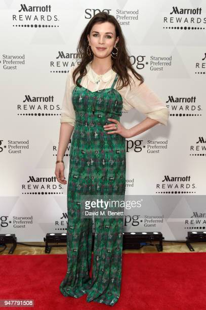 Aisling Bea attends as Marriott International celebrates worldclass loyalty programme with event including exclusive performance from Rag'n'Bone Man...