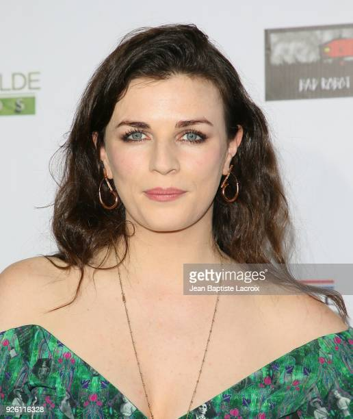 Aisling Bea attends the 13th Annual Oscar Wilde Awards on March 1 2018 in Santa Monica California