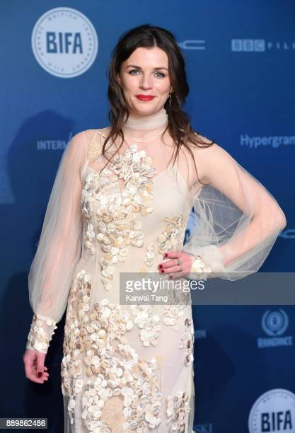 Aisling Bea attends the British Independent Film Awards held at Old Billingsgate on December 10 2017 in London England