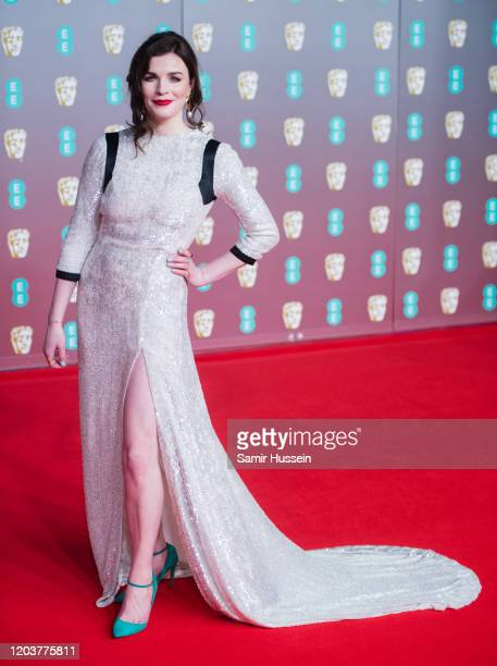 Aisling Bea attends the EE British Academy Film Awards 2020 at Royal Albert Hall on February 02 2020 in London England