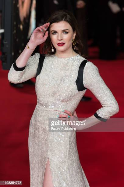 Aisling Bea attends the EE British Academy Film Awards ceremony at the Royal Albert Hall on 02 February 2020 in London England PHOTOGRAPH BY Wiktor...