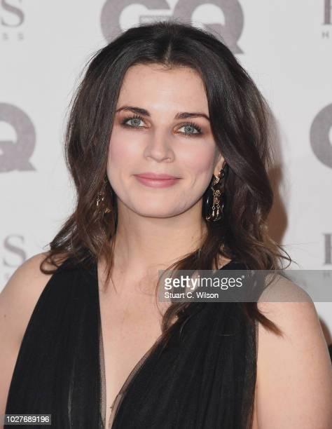 Aisling Bea attends the GQ Men of the Year awards at the Tate Modern on September 5 2018 in London England
