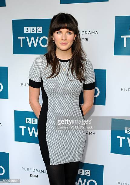 Aisling Bea attends the screening of BBC Two drama 'The Fall' to launch series three at BFI Southbank on September 7 2016 in London England