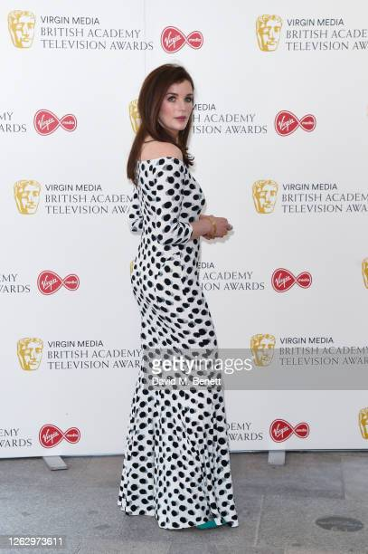 Aisling Bea attends the Virgin Media British Academy Television Award 2020 at Television Centre on July 31 2020 in London England