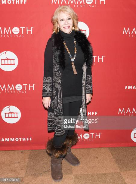 Aissa Wayne arrives at Inaugural Mammoth Film Festival Day 4 on February 11 2018 in Mammoth Lakes California