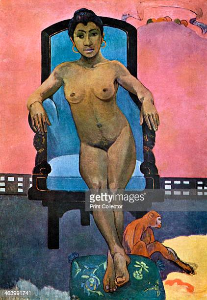 'Aita Tamari vahina Judith te Parari' 1893 Annah the Javanese was Gauguins lover and model She left him in 1894 and took all the valuables from his...