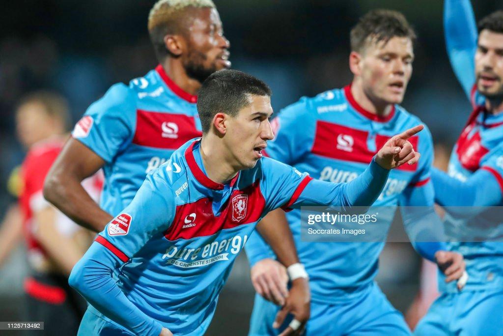 NLD: Jong PSV v FC Twente - Jupiler League