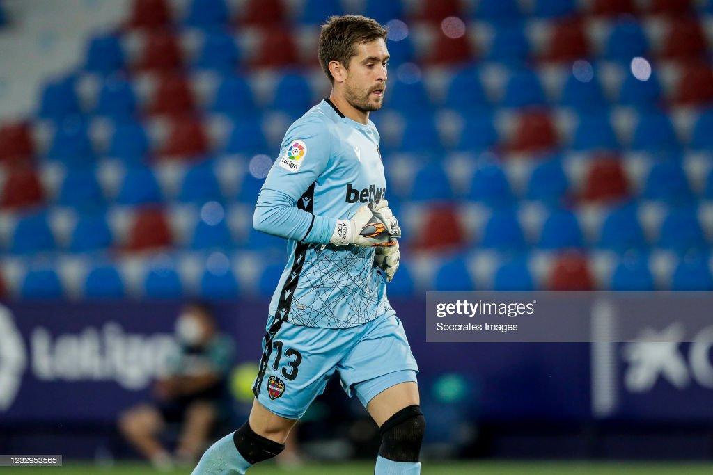 Levante v FC Barcelona - La Liga Santander : News Photo