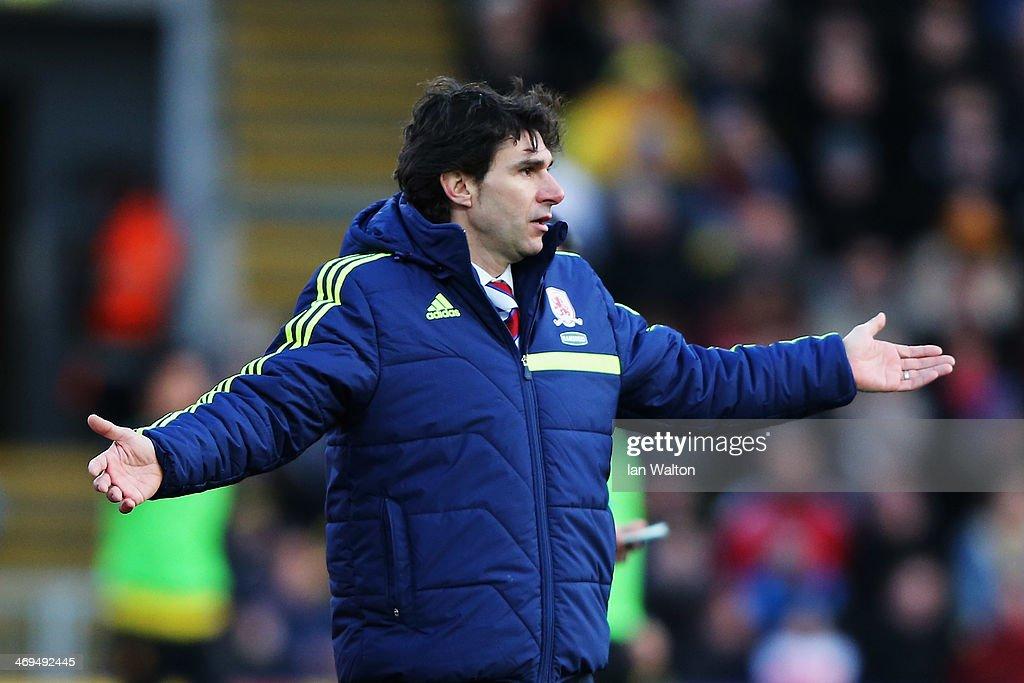 Watford v Middlesbrough - Sky Bet Championship : News Photo