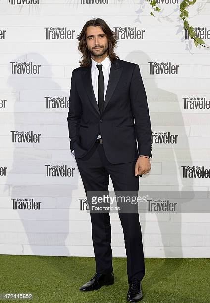 Aitor Luna attends the VII Conde Nast Traveler Awards Ceremony at Giner de los Rios Foundation on May 7 2015 in Madrid Spain