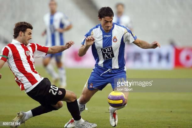 Aitor OCIO / Albert RIERA ORTEGA Espanyol Barcelone / Athletic Bilbao 13 eme journee de Liga