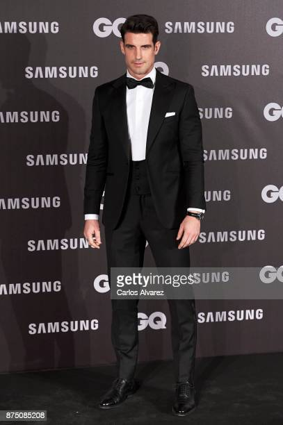 Aitor Ocio attends the 'GQ Men of the Year' awards 2017 at the Palace Hotel on November 16 2017 in Madrid Spain