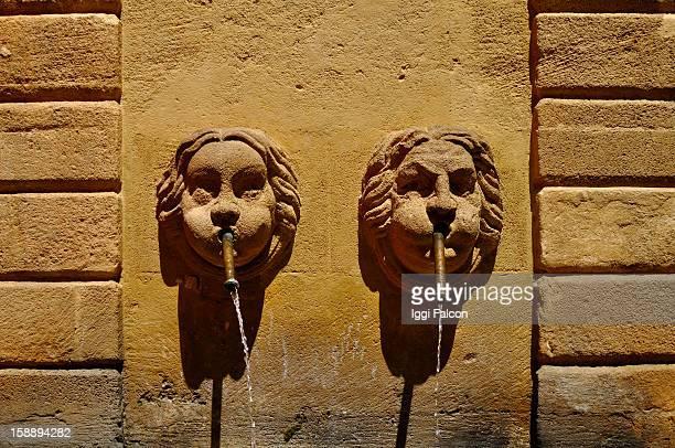 Aix-en-Provence - Fontaine des Bagniers