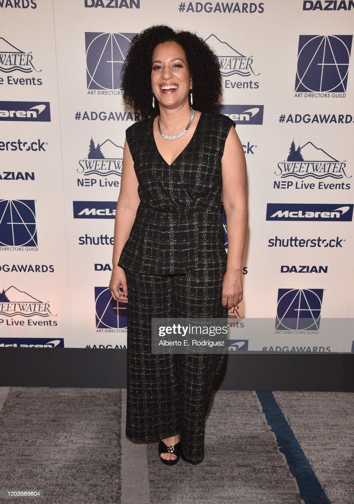 24th Annual Art Directors Guild Awards - Arrivals : News Photo