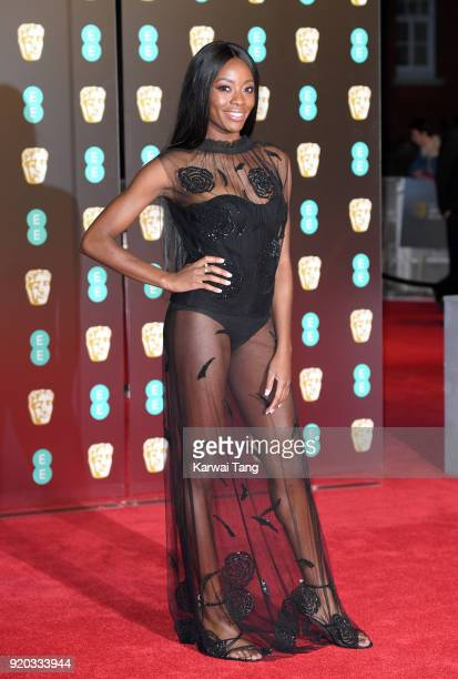 Aj Odudu attends the EE British Academy Film Awards held at the Royal Albert Hall on February 18 2018 in London England