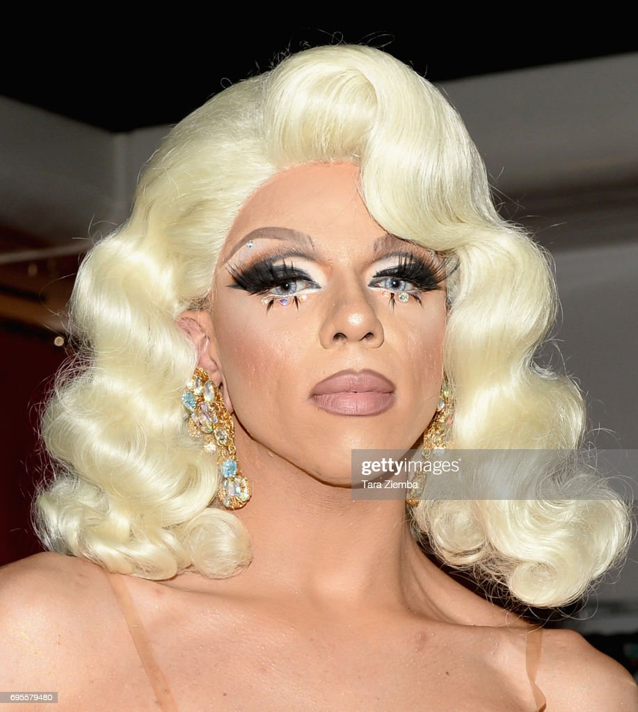 Aja attends FYC Costume Exhibit Launch Party For VH1s