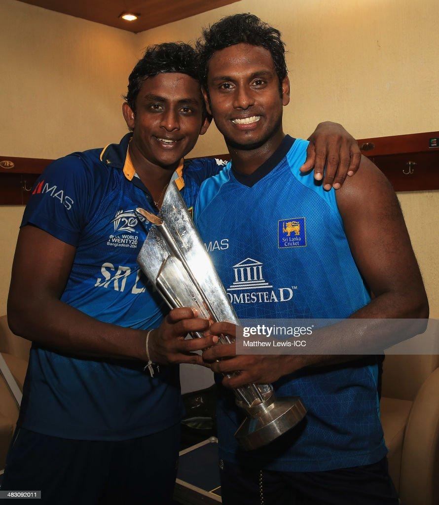 India v Sri Lanka - ICC World Twenty20 Bangladesh 2014 Final