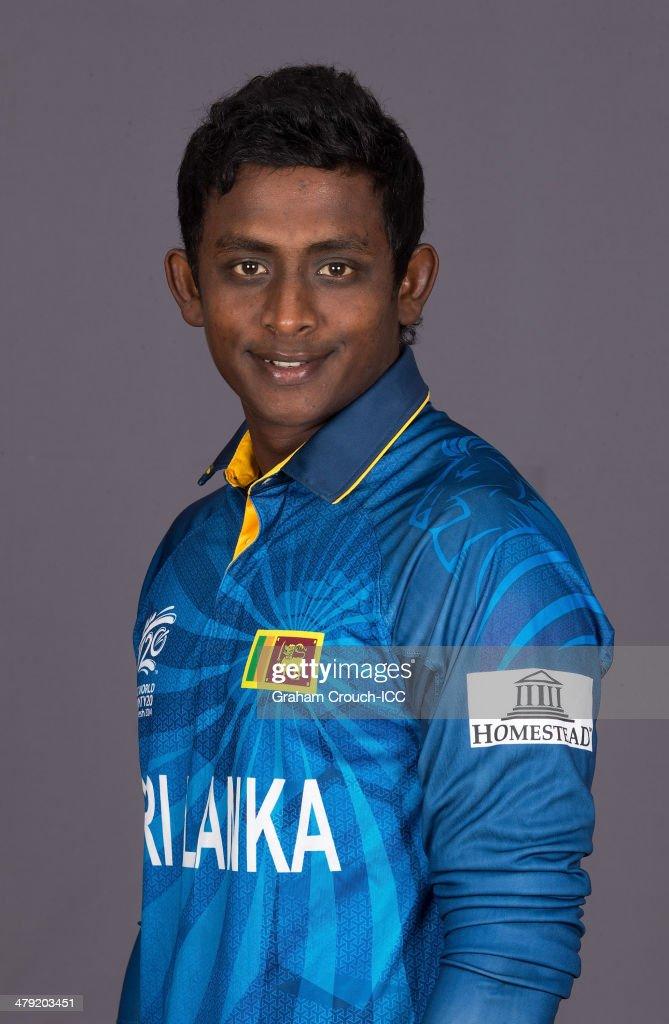 Sri Lanka Headshots - ICC World Twenty20 Bangladesh 2014