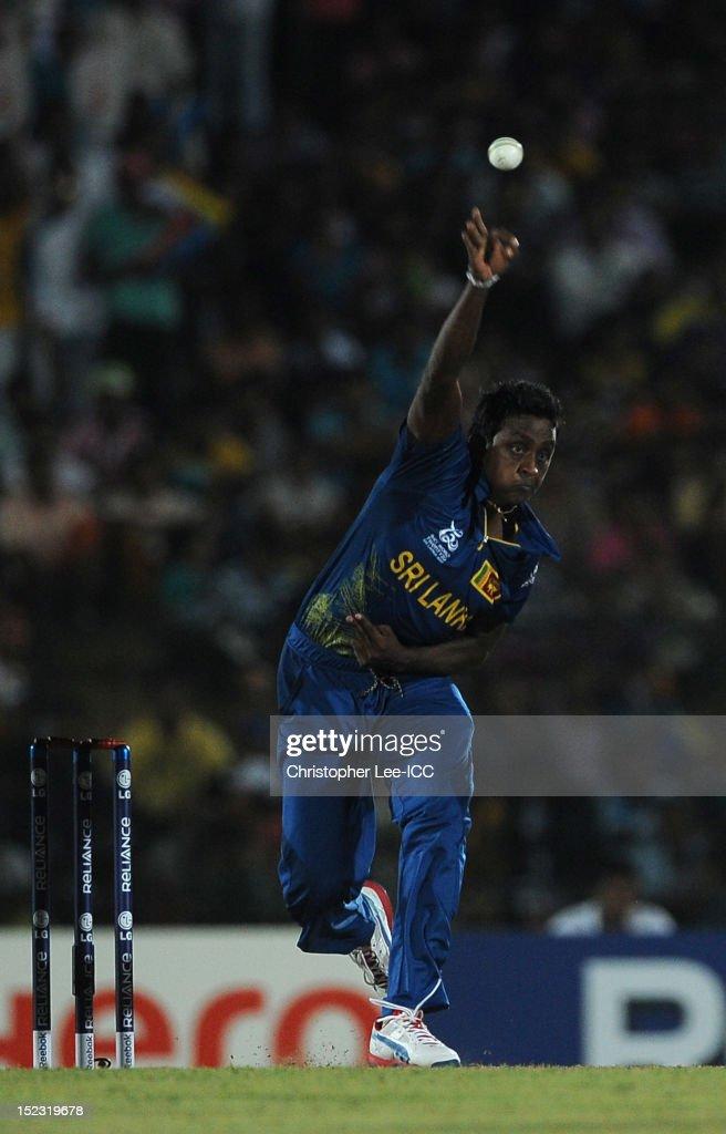 Sri Lanka v Zimbabwe - ICC World Twenty20 2012: Group C