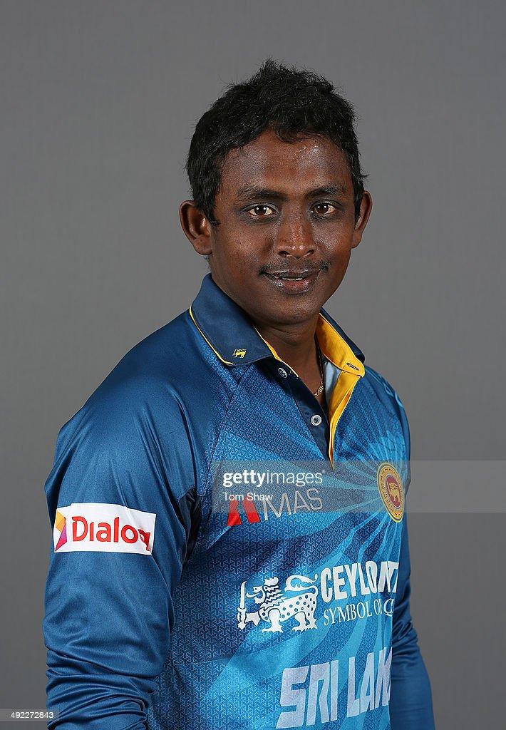 England & Sri Lanka Nets Session : News Photo