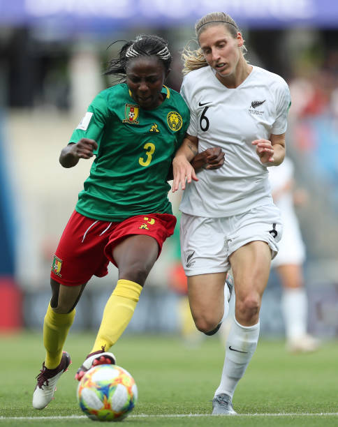 FRA: Cameroon v New Zealand: Group E - 2019 FIFA Women's World Cup France