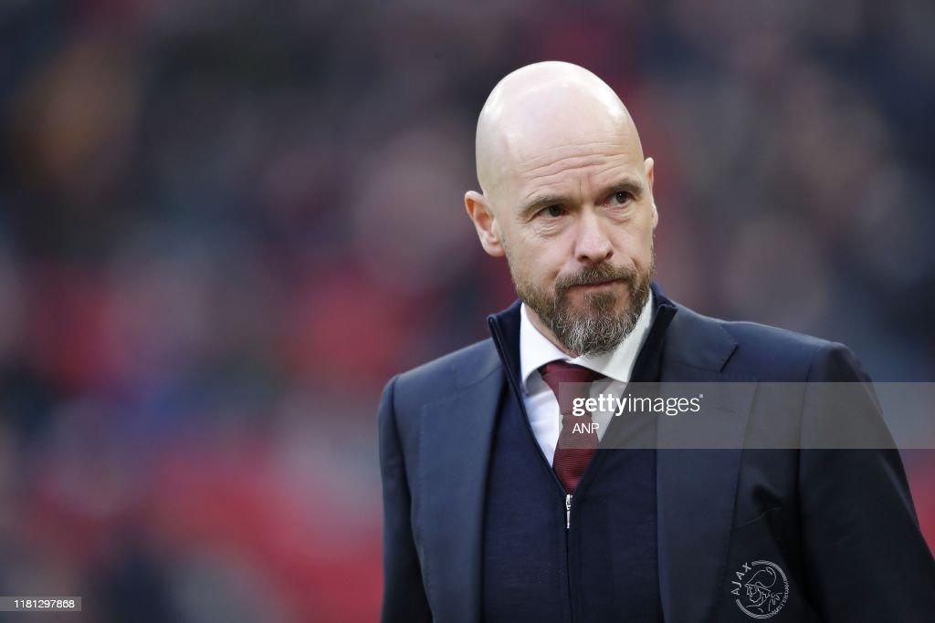 "Dutch Eredivisie""Ajax Amsterdam v FC Utrecht"" : News Photo"