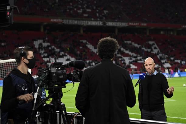 NLD: Ajax v Vitesse - Dutch Eredivisie