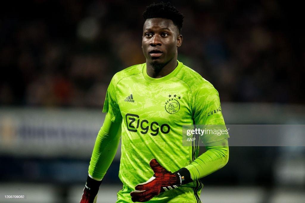 """Dutch Eredivisie""""SC Heerenveen v Ajax Amsterdam"""" : News Photo"""