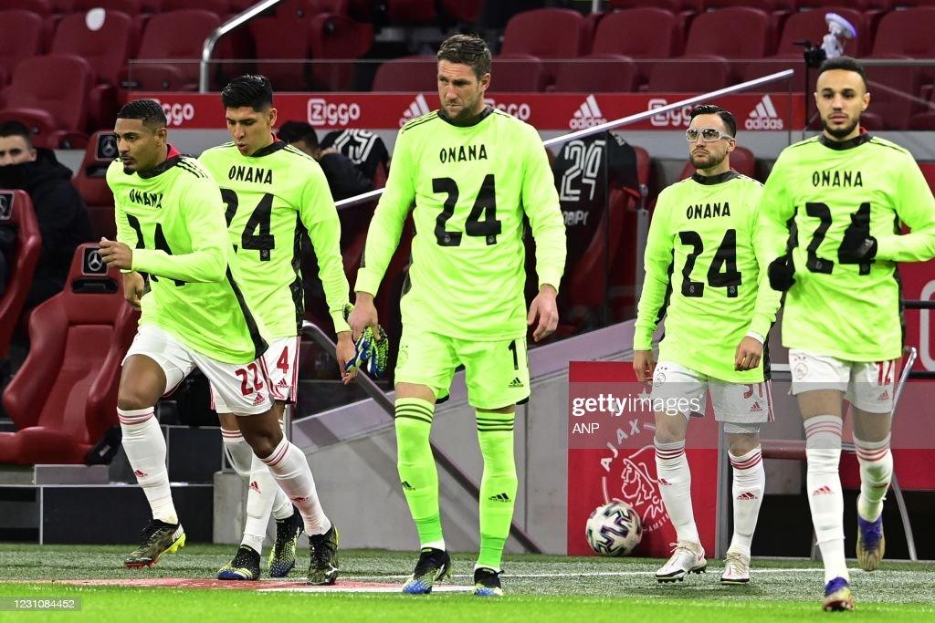 "Dutch Toto KNVB Cup""Ajax Amsterdam v PSV Eindhoven"" : News Photo"