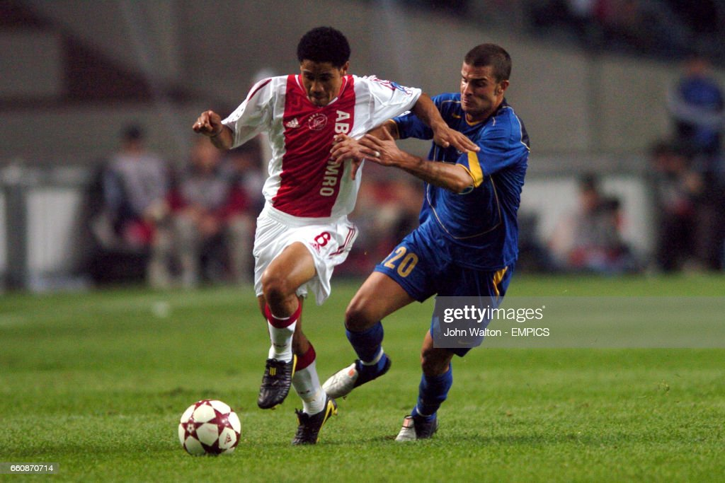 Soccer - UEFA Champions League - Group C - Ajax v Juventus : News Photo