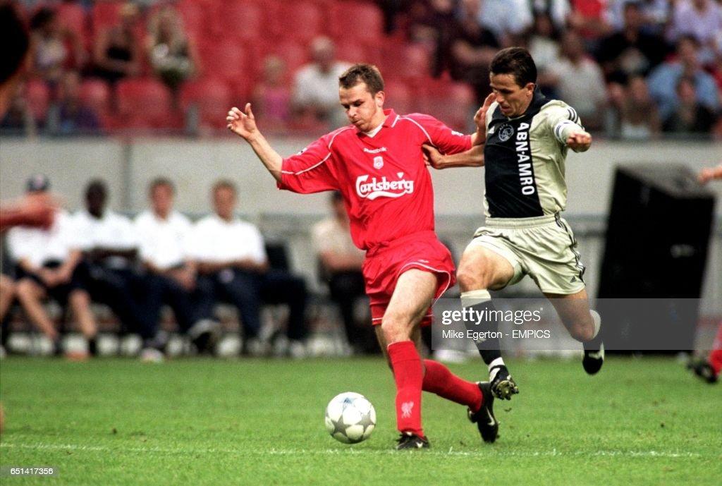 Soccer - Amsterdam Tournament - Ajax v Liverpool : News Photo