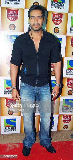 Ajay Devgan at CID Gallantry Awards 2011 on January 14 2011