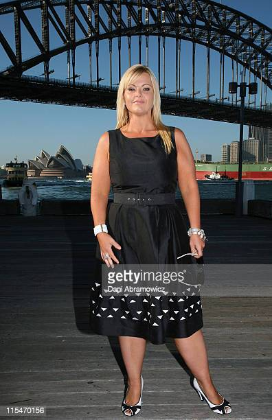 Ajay Rochester during 2007 TV WEEK Logie Awards Nominations Media Call at The Crystal Ballroom Luna Park in Sydney NSW Australia