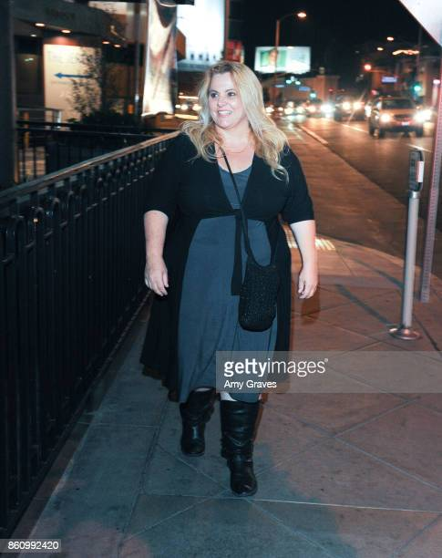 Ajay Rochester is seen on the Street on October 7 2017 in Los Angeles California