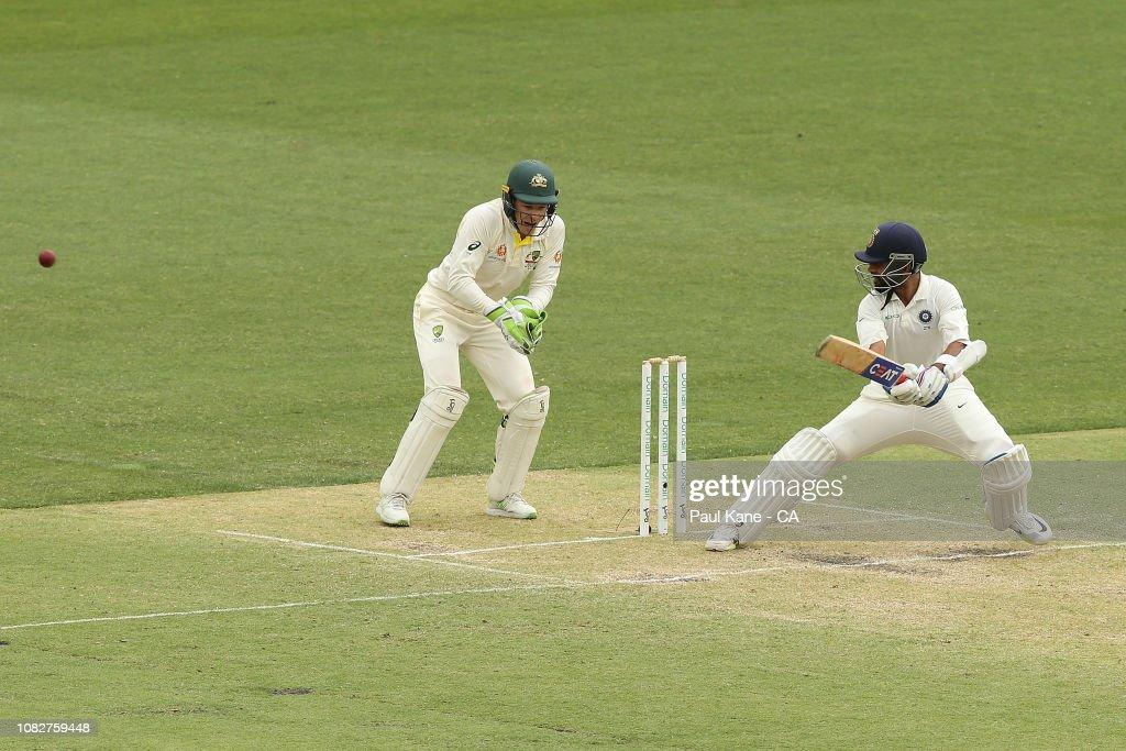 Australia v India - 2nd Test: Day 2 : News Photo