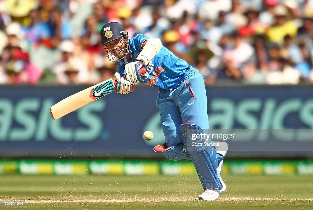 Australia v India - Game 3 : News Photo
