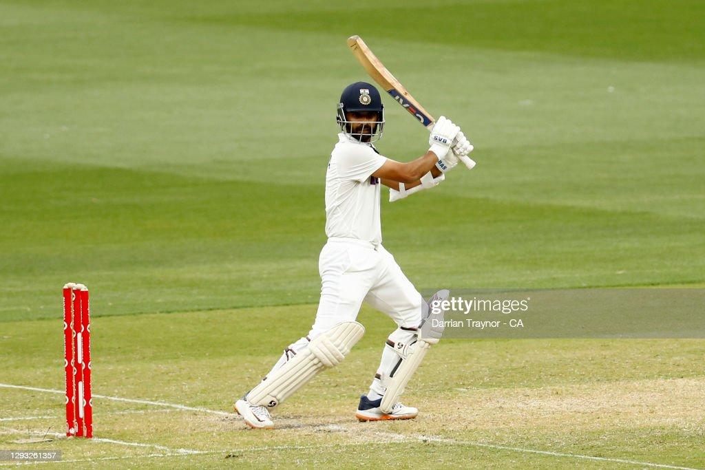 Australia v India: 2nd Test - Day 2 : News Photo