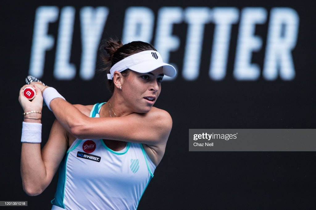 2020 Australian Open - Day 4 : News Photo