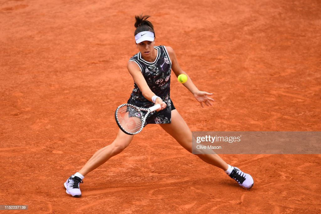 2019 French Open - Day Three : News Photo