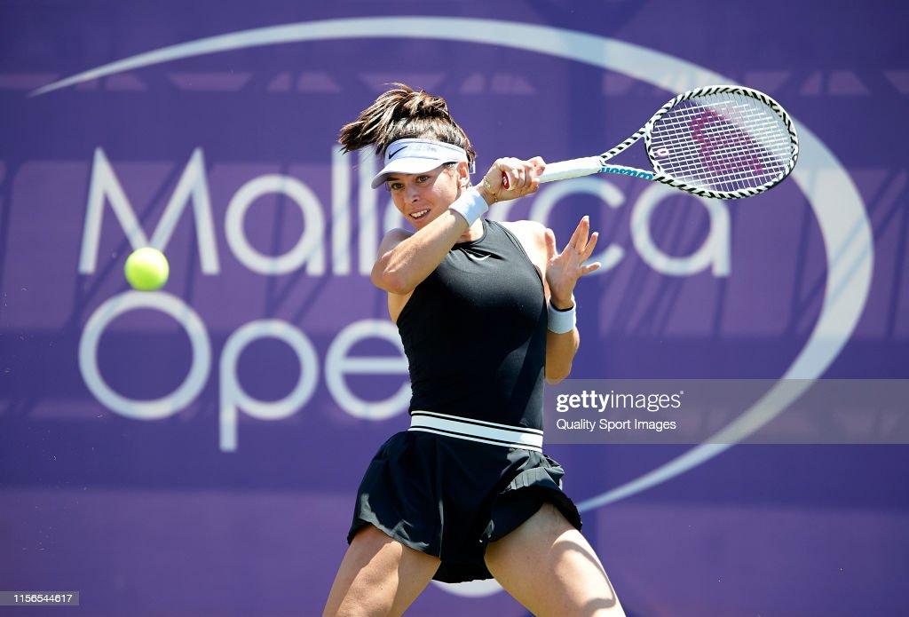 WTA Mallorca Open 2019 : Foto jornalística