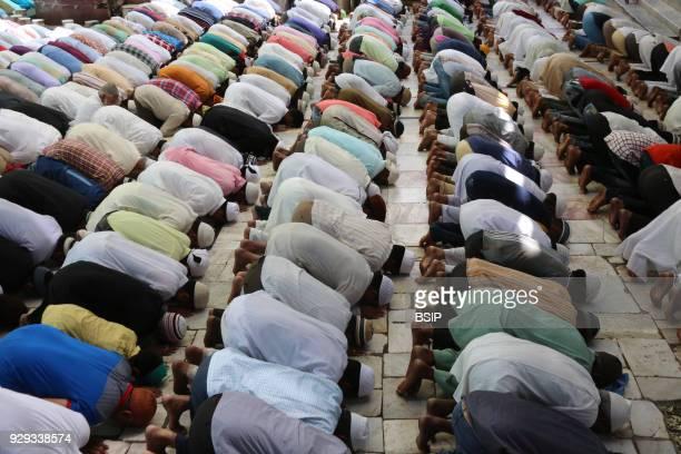 Ajmer Sharif dargah Rajasthan Friday prayer India
