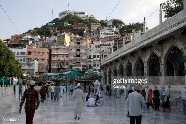 Ajmer Sharif dargah Rajasthan Main mosque India