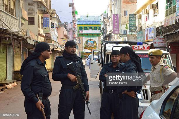 Ajmer Sharif Dargah was evacuated on Monday morning after police received intel of a bomb at the holy shrine However the bomb intel was found to be a...