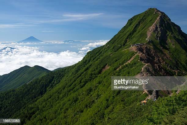 60点の八ヶ岳の画像写真イメージ Getty Images