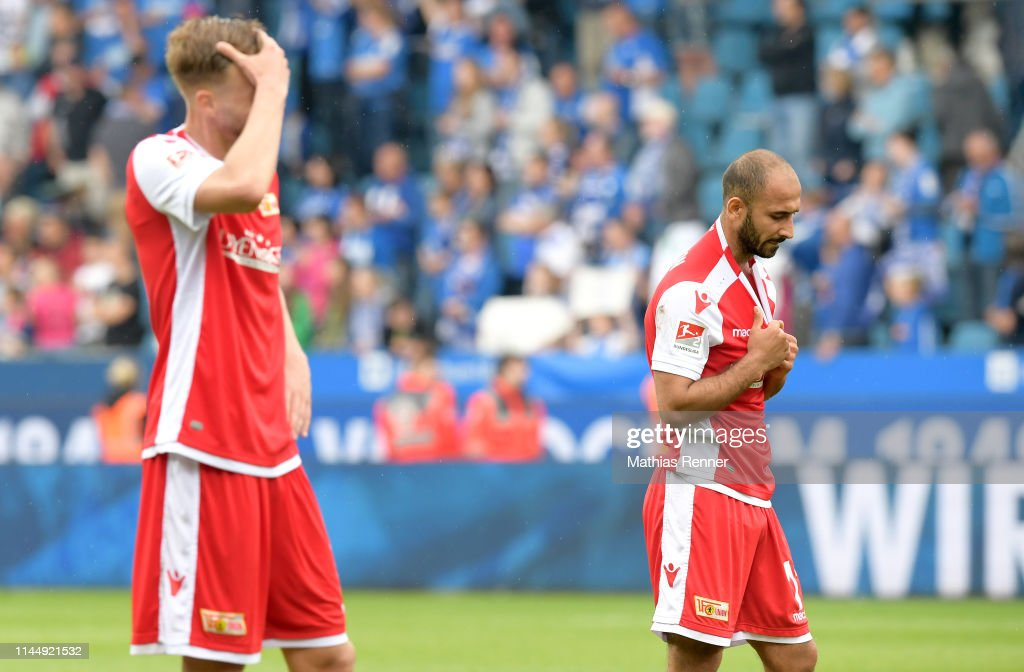 DEU: VfL Bochum v FC Union Berlin - 2nd bundesliga